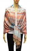 Geometry Pattern Scarf BH1803-07