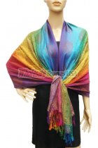 Pashmina Colorful Paisley BH1401-11
