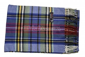 Cashmere Feel Classic Scarf Blue