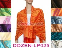 Soft Circle Pashmina 1 DZ, Asst. Color