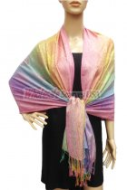 Pashmina Colorful Paisley BH1401-05