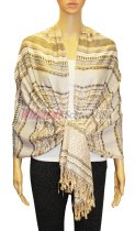 Geometry Pattern Scarf BH1803-04