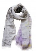 Premium other print scarf #s0678-1