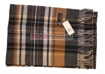 Cashmere Feel Classic Scarf Brown