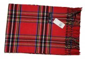 Cashmere Feel Classic Scarf Red