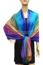 Pashmina Colorful Paisley BH1401-01
