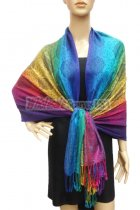 Pashmina Colorful Paisley BH1401-06