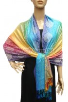 Pashmina Colorful Paisley BH1401-10