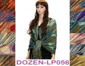 Beautiful Paisley Pashmina 1 DZ, Asst. Color
