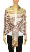 Geometry Pattern Scarf BH1803-06