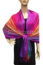 Pashmina Colorful Paisley BH1401-08