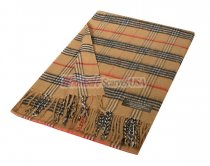 Woven Classic Scarf Beige