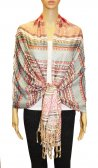 Geometry Pattern Scarf BH1803-11