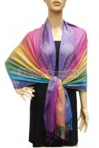 Pashmina Colorful Paisley BH1401-14