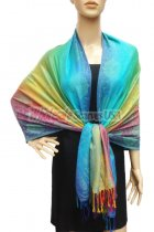 Pashmina Colorful Paisley BH1401-15