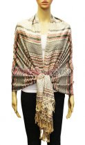 Geometry Pattern Scarf BH1803-13