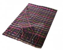 Cashmere Feel Plaid Scarf A9-02